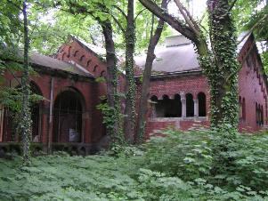 Kaplica z kolumnami